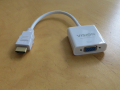 Omvandlare bildskärm VGA till HDMI  160:-